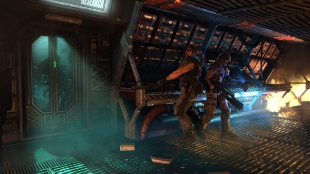 Aliens Colonial Marines (6)