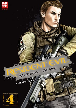 Resident Evil - Marhawa Desire (Band 4) (1)