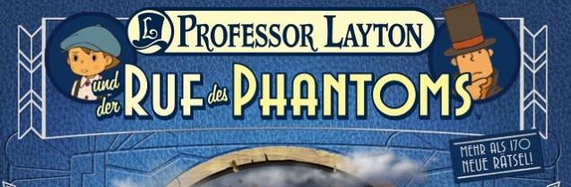 Professor Layton und der Ruf des Phantoms (1)
