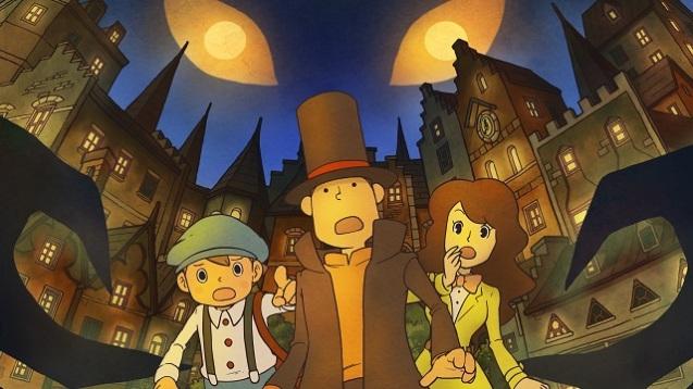 Professor Layton und der Ruf des Phantoms (2)