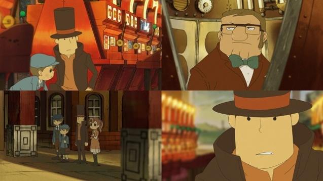 Professor Layton und die verlorene Zukunft (2)