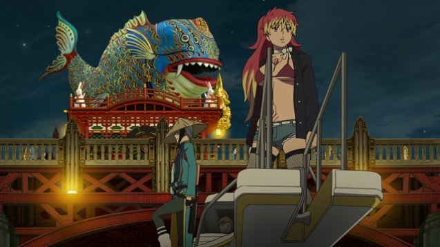 Blue Exorcist - The Movie (2)