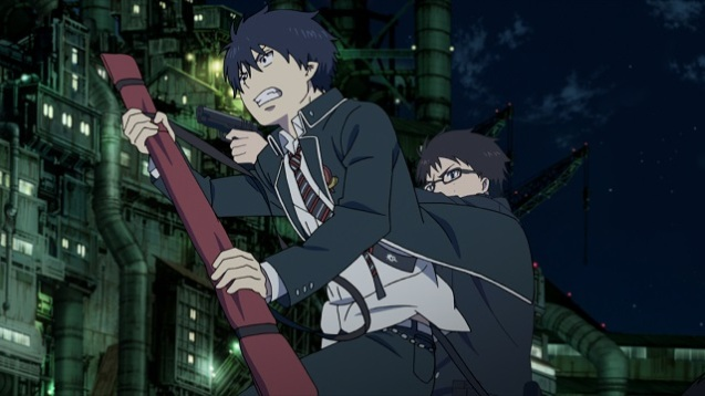 Blue Exorcist - The Movie (4)