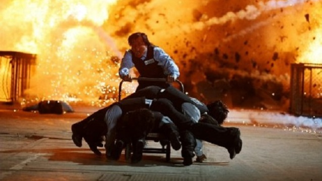 New Police Story (2)