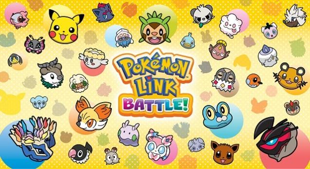 Pokémon Link - Battle (1)