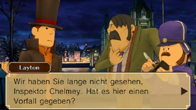 Professor Layton vs. Phoenix Wright - Ace Attorney (6)