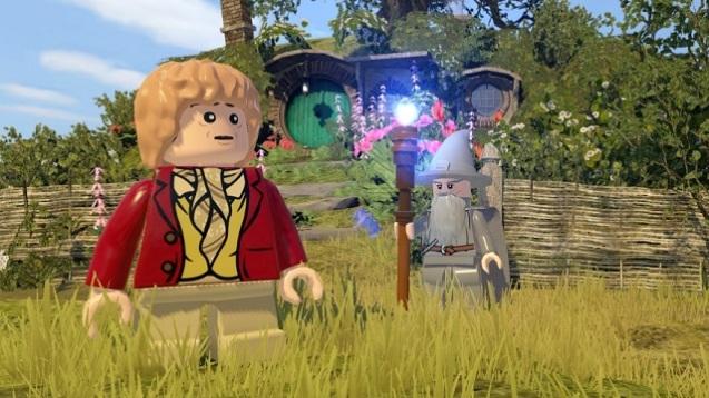 Lego Der Hobbit (2)
