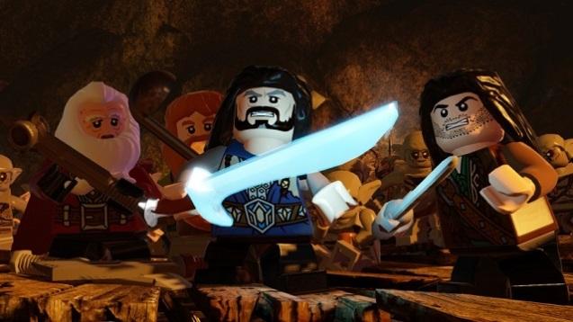 Lego Der Hobbit (4)