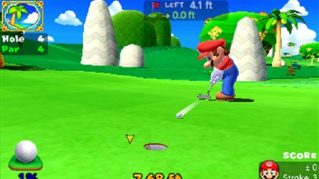 Mario Golf - World Tour (3)