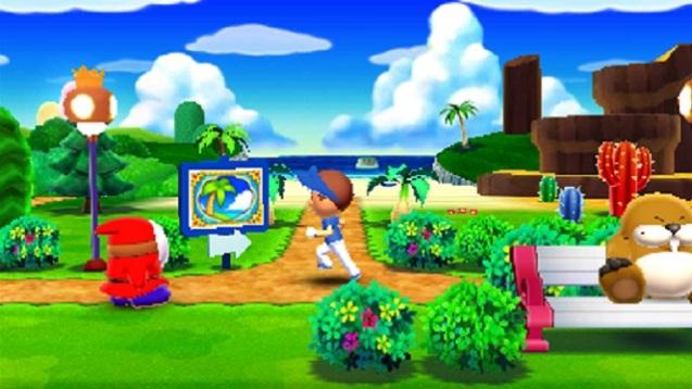 Mario Golf - World Tour (4)