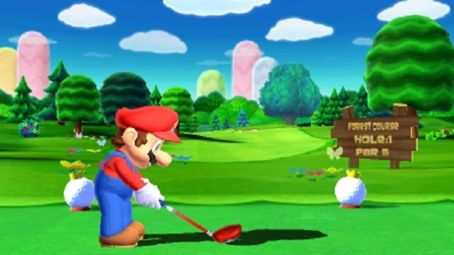 Mario Golf - World Tour (5)