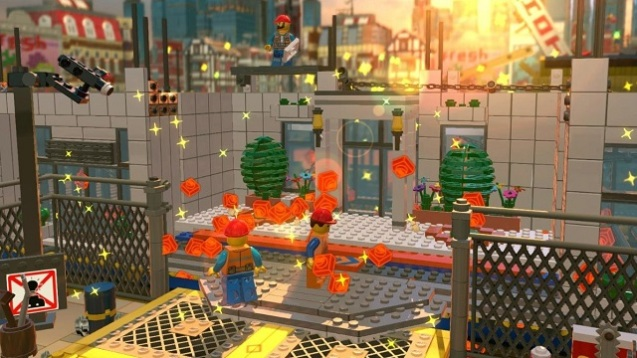 The Lego Movie Videogame (2)