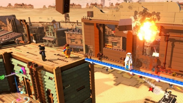 The Lego Movie Videogame (3)