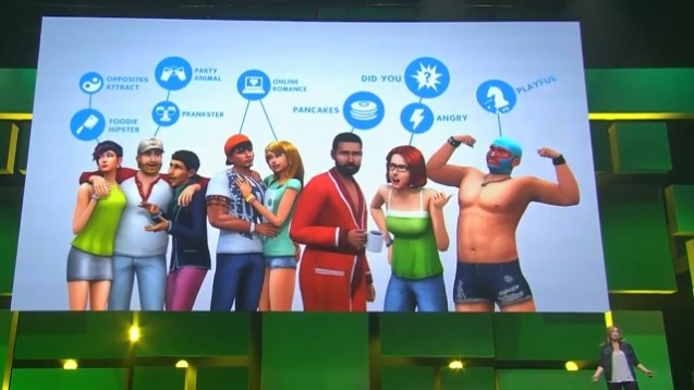 Electronic Arts auf der E3 2014 (2)