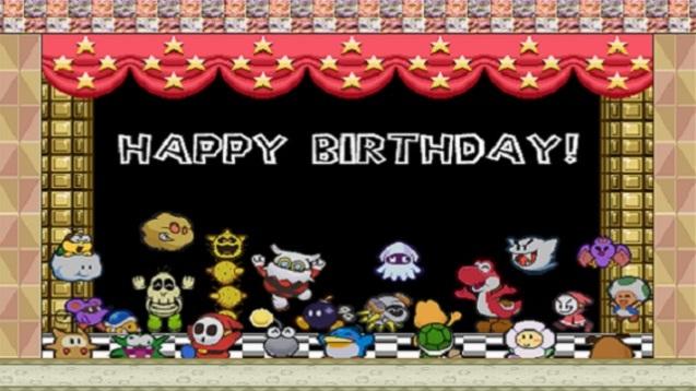 Gameplay Gamers feiert Geburtstag (1)
