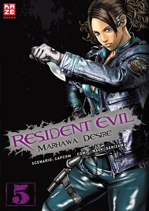 Resident Evil Marhawa Desire (Band 5) (1)