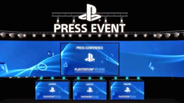 Sony auf der E3 2014 (1)