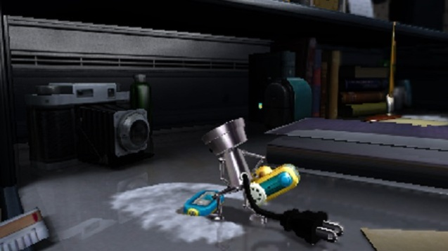 Chibi-Robo! Let's Go, Photo! (2)