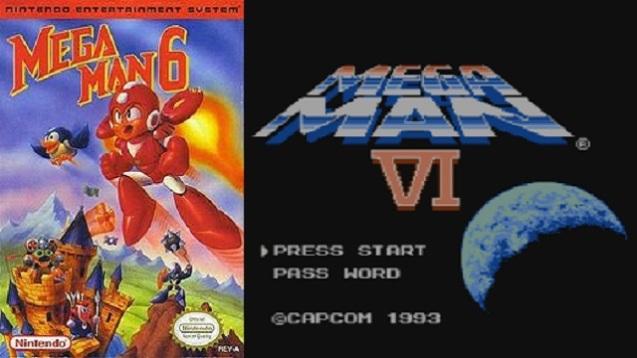 Mega Man VI (1)