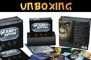 Planet der Affen -Evolution Collection(Unboxing) (Vorschaubild)