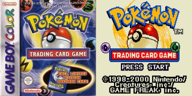 Pokémon Trading Card Game (1)