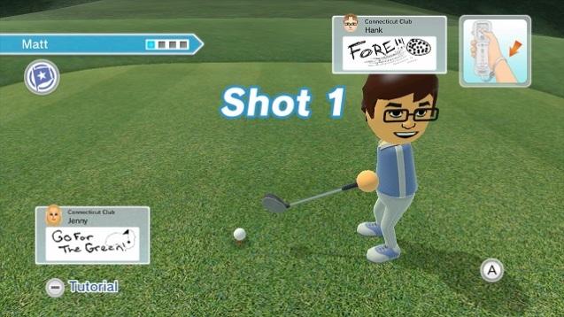 Wii Sports Club (2)