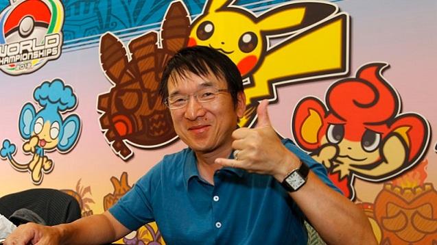 Gamescom 2014 - Shigeki Morimoto (1)