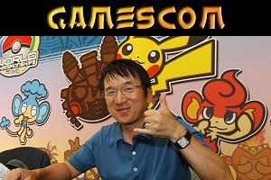 Gamescom 2014 - Shigeki Morimoto (Vorschaubild)