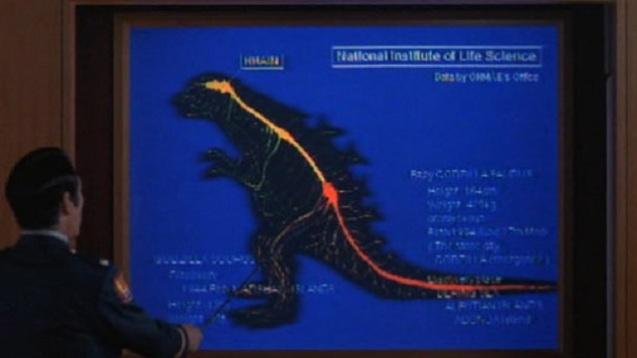 Godzilla vs. Mechagodzilla II (2)