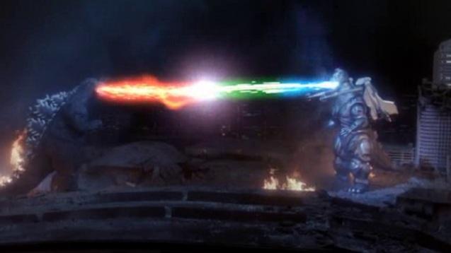 Godzilla vs. Mechagodzilla II (4)