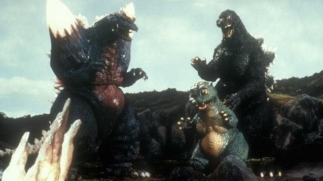 Godzilla vs. Spacegodzilla (1)