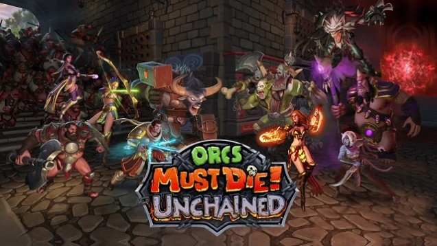 Orcs Must Die! - Unchained (1)