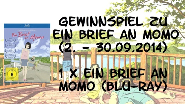Gewinnspiel Ein Brief an Momo (1)