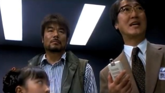 Godzilla 2000 Millennium (1)