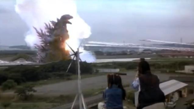 Godzilla 2000 Millennium (3)