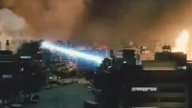 Godzilla against Mechagodzilla (3)