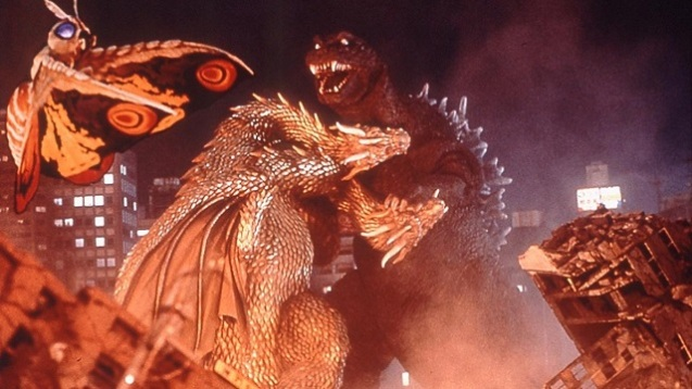 Godzilla, Mothra and King Ghidorah - Giant Monsters All-Out Attack (3)