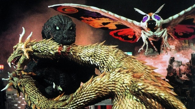 Godzilla, Mothra and King Ghidorah - Giant Monsters All-Out Attack (4)
