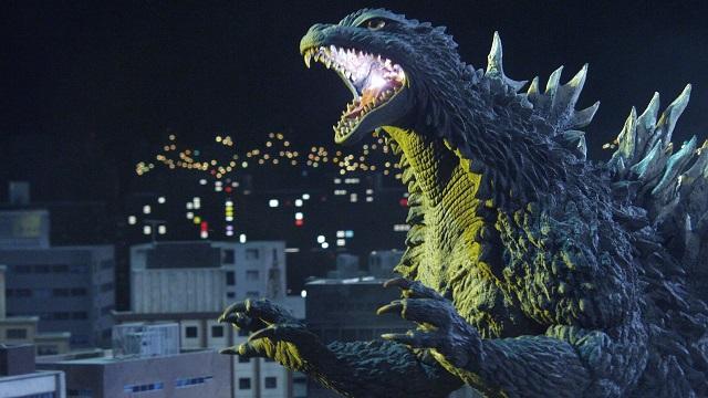 Godzilla Alle Filme
