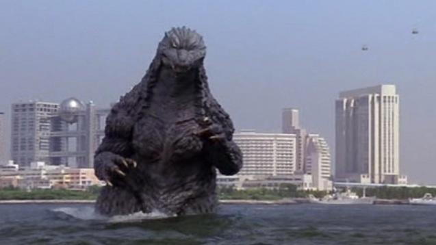 Godzilla - Tokyo SOS (3)