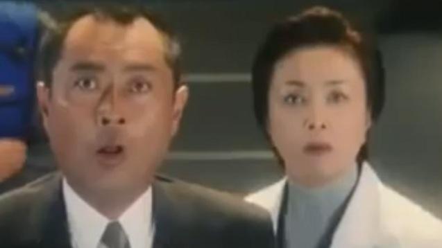 Godzilla vs. Megaguirus (1)