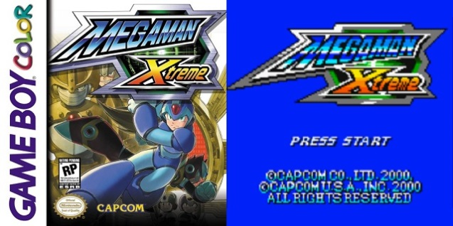 Mega Man Xtreme (1)