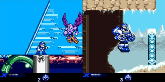 Mega Man Xtreme (2)
