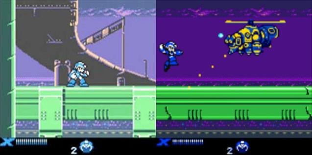 Mega Man Xtreme (3)