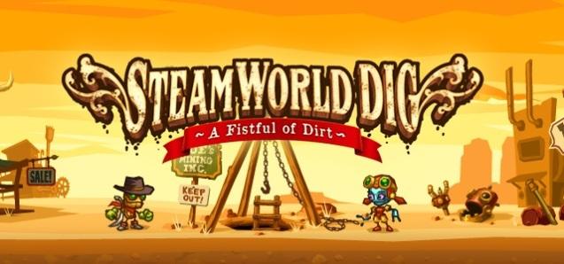 SteamWorld Dig (1)