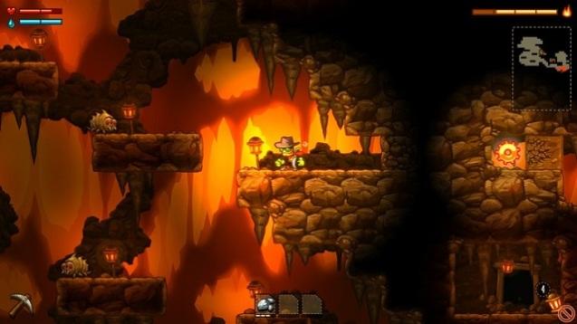 SteamWorld Dig (2)