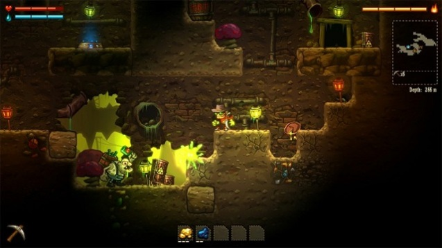 SteamWorld Dig (3)