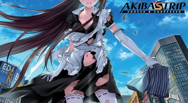 Akiba's Trip - Undead & Undressed (1)