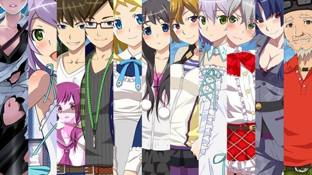 Akiba's Trip - Undead & Undressed (2)