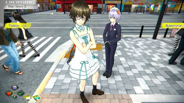 Akiba's Trip - Undead & Undressed (6)